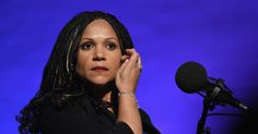 """I don't know if he was there to kill me,"" Melissa Harris-Perry wrote about the encounter Monday night in Iowa."