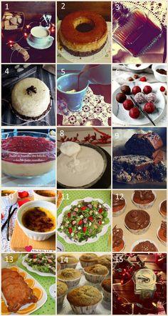 Receitas de Baunilha {Vanilla Recipes}