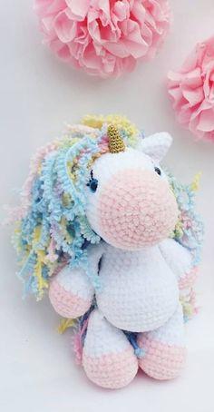 Crochet Patterns Amigurumi, Crochet Dolls, Knitting Patterns, Crocheted Toys, Cute Crochet, Crochet For Kids, Beautiful Crochet, Felt Crafts Dolls, Yarn Crafts