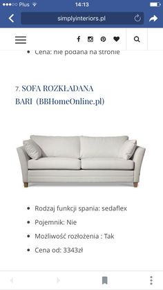 Outdoor Sofa, Outdoor Furniture, Outdoor Decor, Bari, Home Decor, Living Room, Decoration Home, Room Decor, Home Interior Design