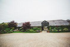 Angela and Sean's real life #wedding at Upwaltham Barns   CHWV