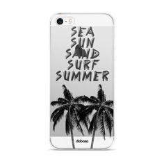 Sea Sun Sand Surf & Summer iPhone Case