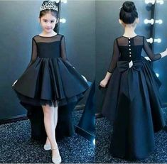 Baby Girl Kid Evening Party Dresses For Girl Wedding Princess Clothing 2017 New . - Baby Girl Kid Evening Party Dresses For Girl Wedding Princess Clothing 2017 New Solid Color Bow Moderator Dress Children Clothes Source by dybrowncreate - African Dresses For Kids, Gowns For Girls, Frocks For Girls, Kids Frocks, African Fashion Dresses, Girls Dresses, Baby Girl Party Dresses, Little Girl Dresses, Baby Dress