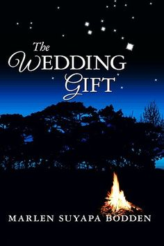The Wedding Gift by Marlen Suyapa Bodden.  A historical novel about slavery, self-published by a legal aid employment attorney!
