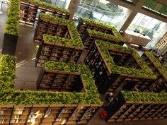 mtmt 정자동 NHN 네이버 도서관 라이브러리 NAVER Library 방문 후기, 이용시간, 주차장 사용기