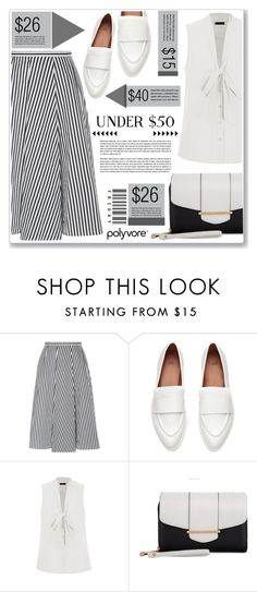 """friday OOTD under $50"" by nanawidia ❤ liked on Polyvore featuring New Look, Ally Fashion and Kardashian Kollection"