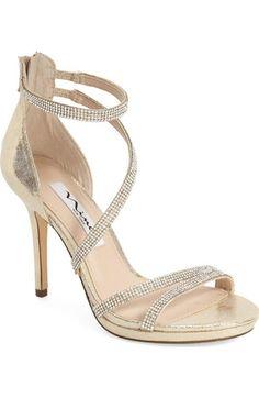 2d54758b17a Nina  Reed  Sandal (Women) available at  Nordstrom Nina Shoes