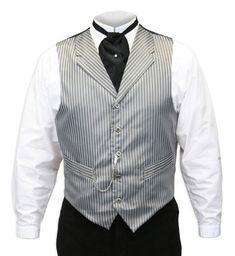 Comstock Vest - Gray