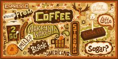 Caffeine Junkie by Steve Simpson