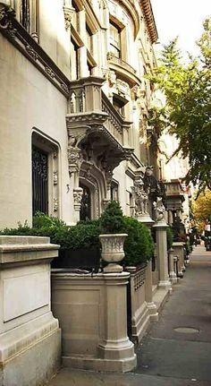 """upper east side, new york city """"y encontrar algo tan parecido en el lugar menos pensado"""""""