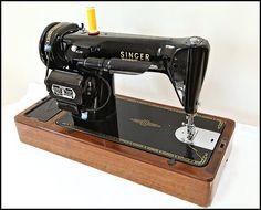 1954 Singer 201K23