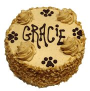 Yup, this is for dogs.  GRRreat idea for birthdays, new dogs, training-graduation...or just because we love them sooo much! #doggieparty  #dogbirthdayparty #yum