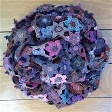 SOPHIE DIGARD crocheted scarves