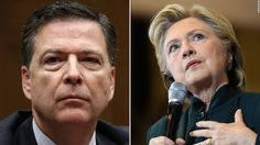 FBI Director James Comey told lawmakers Sunday the agency hasn't changed its opinion that Hillary Clinton should not face criminal charges after a review of new emails.