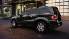 Mercedes GL 550.  Now this is a car I could actually own.