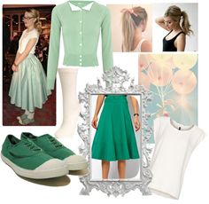 """""""Grease theme party"""" by maria-zabello on Polyvore"""
