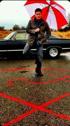 Jensen Ackles / Dean Winchester :)