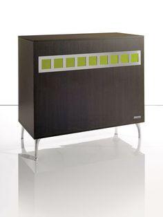 Mostrador de recepción recto / de madera CENTURY Salon Ambience