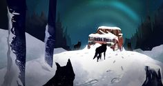 Wolves - The Long Dark