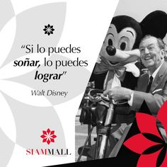 """If you can dream it, you can make it"" - Walt Disney #CCSiamMall #Quote"