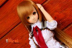 Mirai Suenaga Smart Doll by RozenPullip
