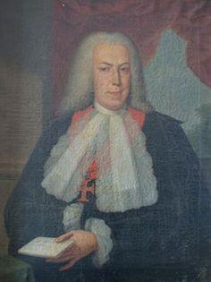 Retrato do Marquês de Pombal Datação:XVIII d.C.