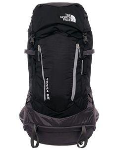 20fd114935e The North Face Terra 65 Rucksack - TNF Black Asphalt Grey North Face  Backpack, The