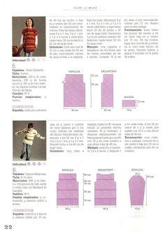 Tejer La Moda 073 - Niños Invierno 2010 - Melina Tejidos - Álbumes web de Picasa