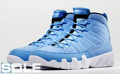 Air Jordan 9 For The Love Of The Game Pantone Laser Collection