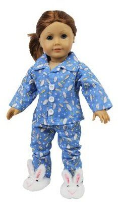 Doll Clothes for American Girl Dolls:…