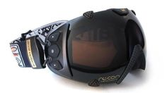 If you are looking for the ultimate pair of skiing goggles then these Zeal Transcend GPS Goggles might be just them. They feature a micro LCD display inside on the goggle for GPS coordinates Snowboards, Gopro, Mode Au Ski, Snow Gear, Snowboarding Gear, Ski Goggles, Head Up Display, Yanko Design, Best Android