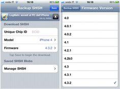 iSHSHit, l'utility per il salvataggio manuale dei certificati SHSH