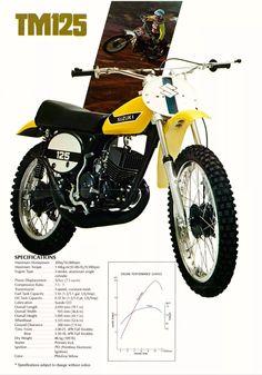1973 TM125