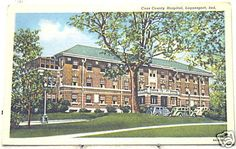 Cass County Hospital - now Memorial Hospital - I was born here, and so was my son.
