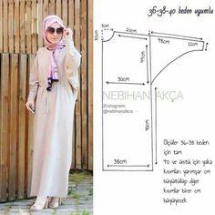 What I'm Sewing: Practical Maxi Dress Up (Sewing, Fashion, Design) - 2019 Hijab Clothing Abaya Mode, Mode Hijab, Abaya Style, Abaya Fashion, Muslim Fashion, Motif Abaya, Dress Sewing Patterns, Clothing Patterns, Hijab Dress