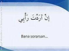 arapçada kalıp cümleler ile ilgili görsel sonucu