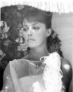 """Jeanne Moreau in """"La mariée était en noir"""""""
