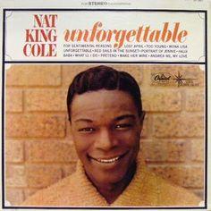 Nat King Cole - Unforgettable (Vinyl, LP, Album) at Discogs