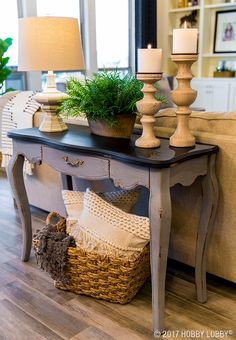 Find furniture that suits your space and your style!