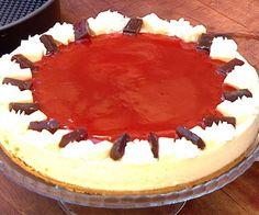 Cheesecake Romeo y Julieta