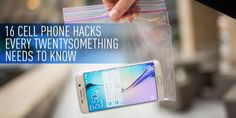 16 Cell Phone Hacks Every Twentysomething Needs to Know