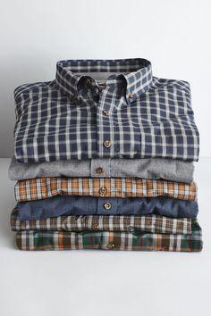 Johnston & Murphy Fall Staples: Mix & Match Shirts, Sweaters & Pants