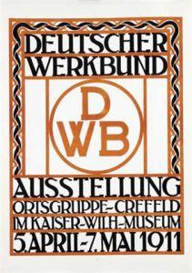 Deutscher Werkbund, Ausstellung Crefeld 1911