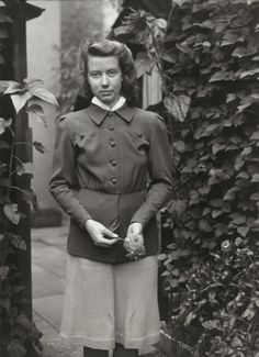 August Sander. Girl. 1931.