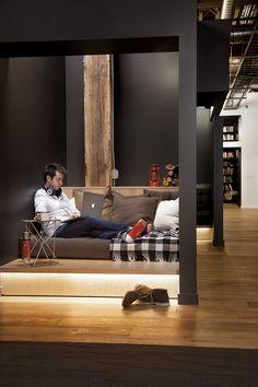 Github - SOMA (South of Market Area of San Francisco) World Headquarters wins 2014 IIDA Award. Fennie+Mehl