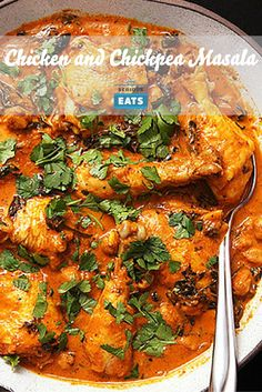 There's certainly a time and place for making elaborate curry powders to flavor… Pressure Cooker Chicken, Instant Pot Pressure Cooker, Chickpea Masala, Channa Masala, Pressure Cooking Recipes, Indian Food Recipes, Ethnic Recipes, Masala Recipe, Indian Dishes