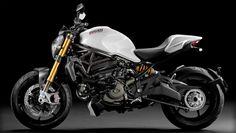 2014 Ducati Monster 1200S in white.  You like?