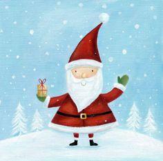 Ileana Oakley - Ileana Oakley Christmas Santa