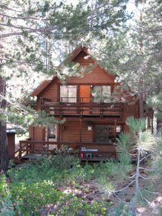 Charming wood cabin with hot tub. - vacation rental in South Lake Tahoe, California. View more: #SouthLakeTahoeCaliforniaVacationRentals
