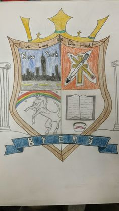 Personal Coat of Arms Project | Mr. MintArt